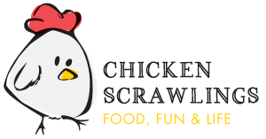 Chicken Scrawlings : Food |Fun | Life