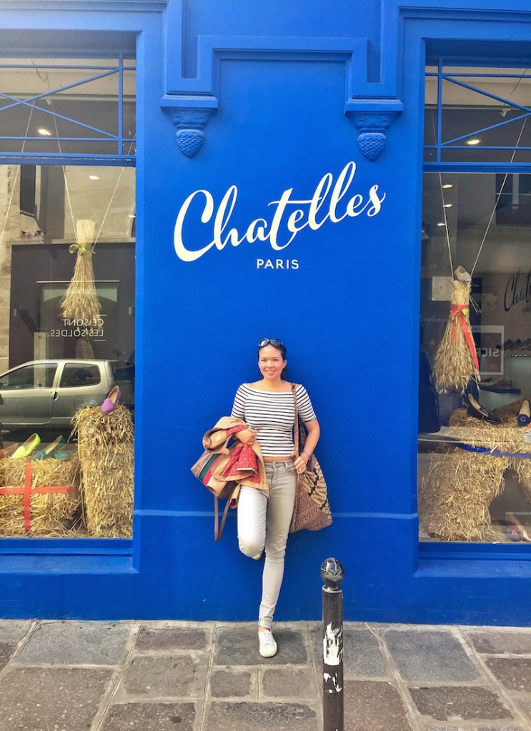 chatelles shoes paris