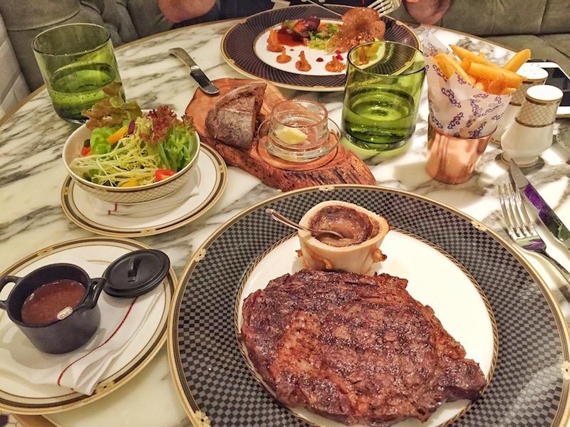 steak frites RC macau