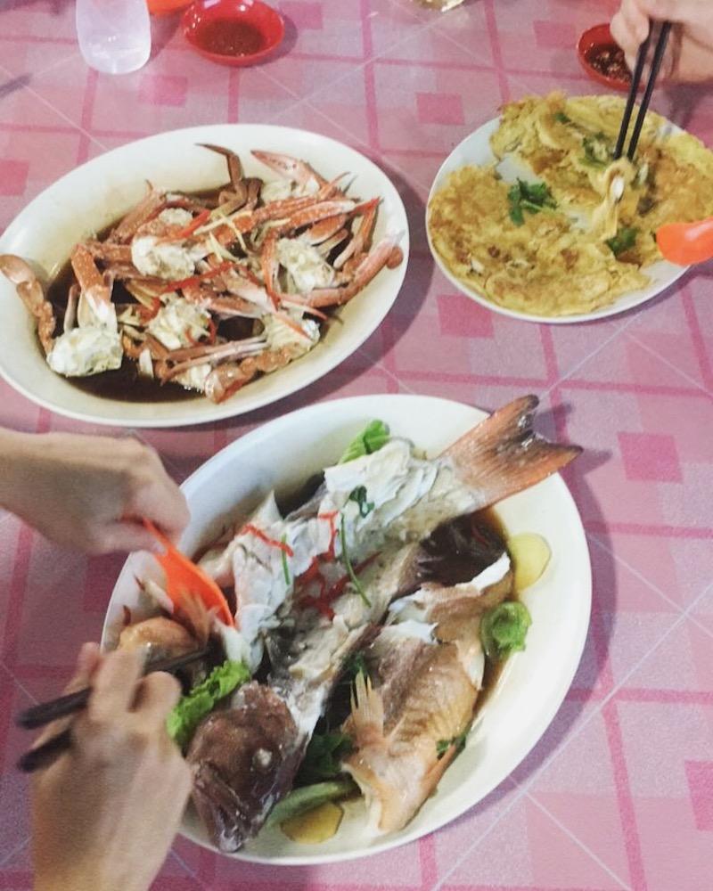 mr tan's kelong singapore