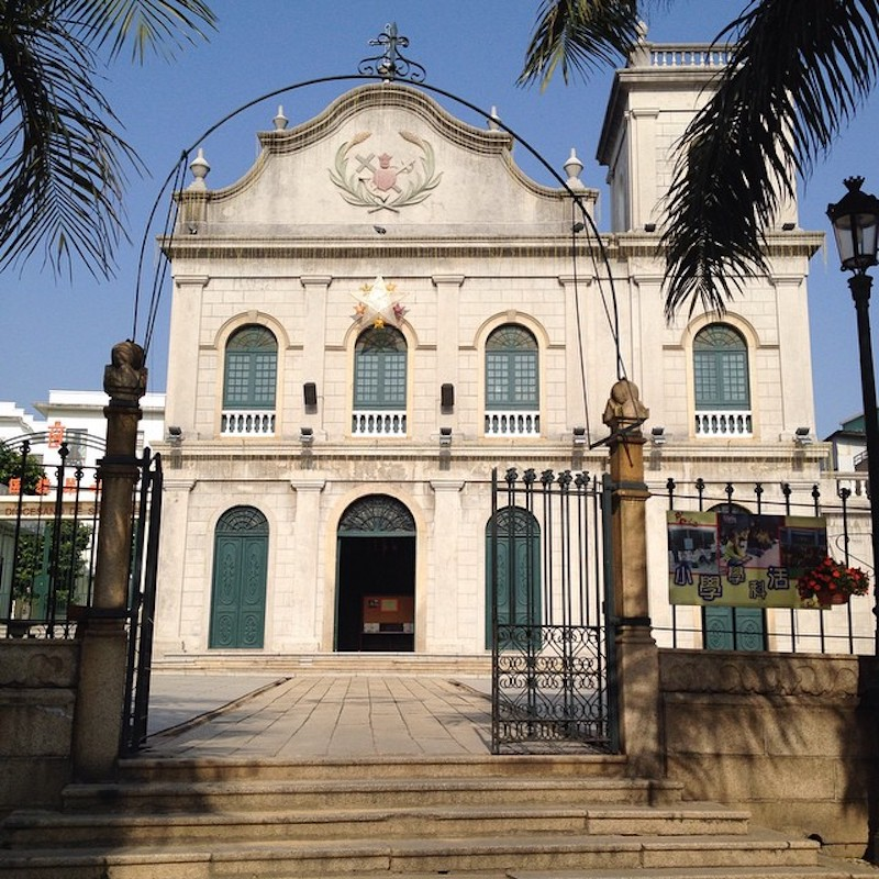 saint lazarus church macau