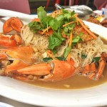 Eating Out: Long Ji Zi Char Crab Bee Hoon Singapore
