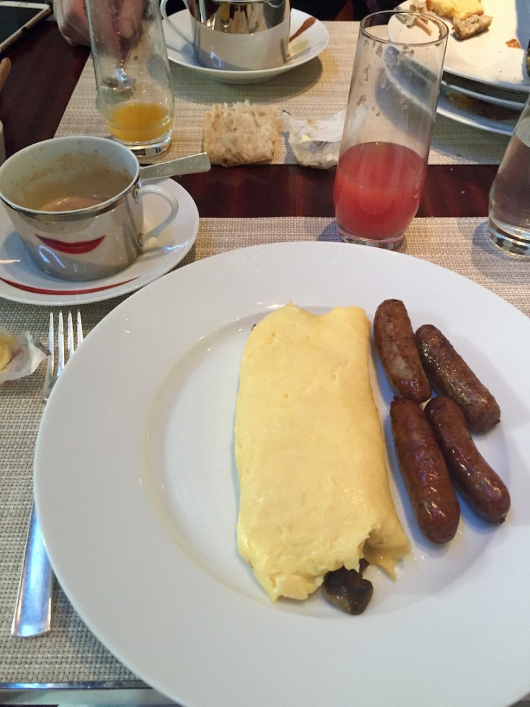 best breakfast royal monceau paris
