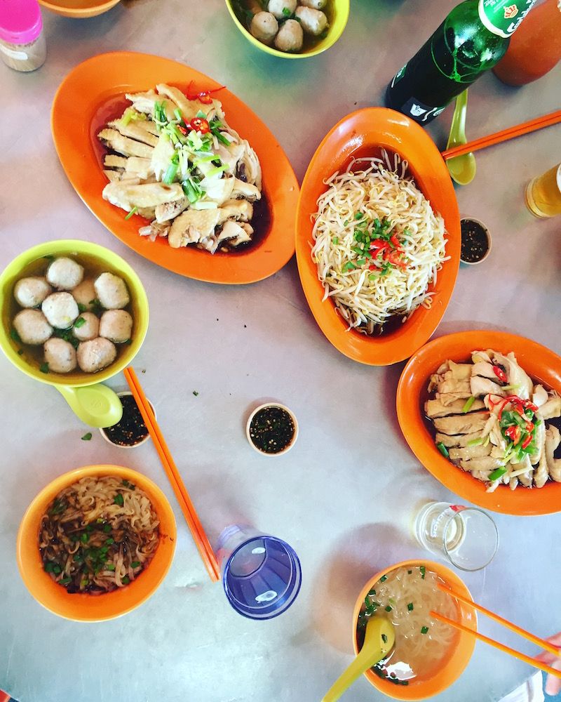 ong kee chicken rice ipoh malaysia