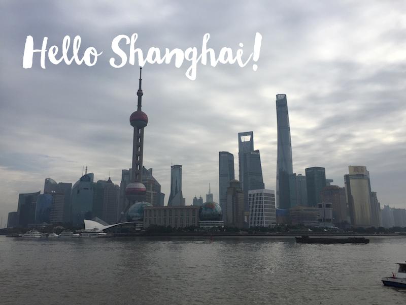 shanghai the bund copy