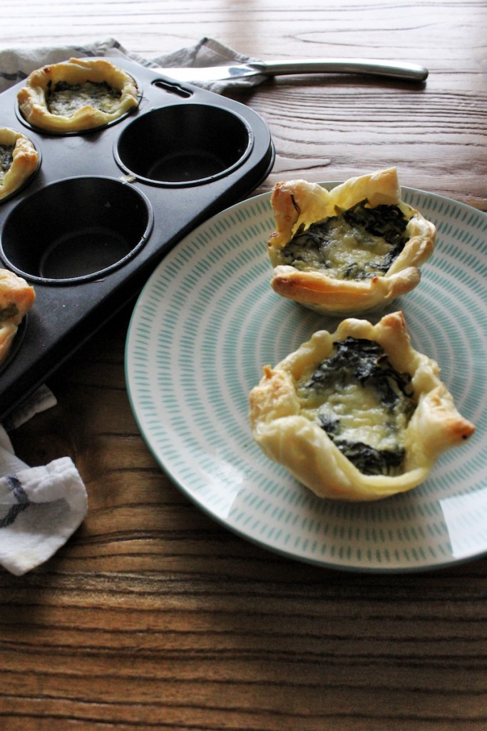 food styling spinach cups skillshare