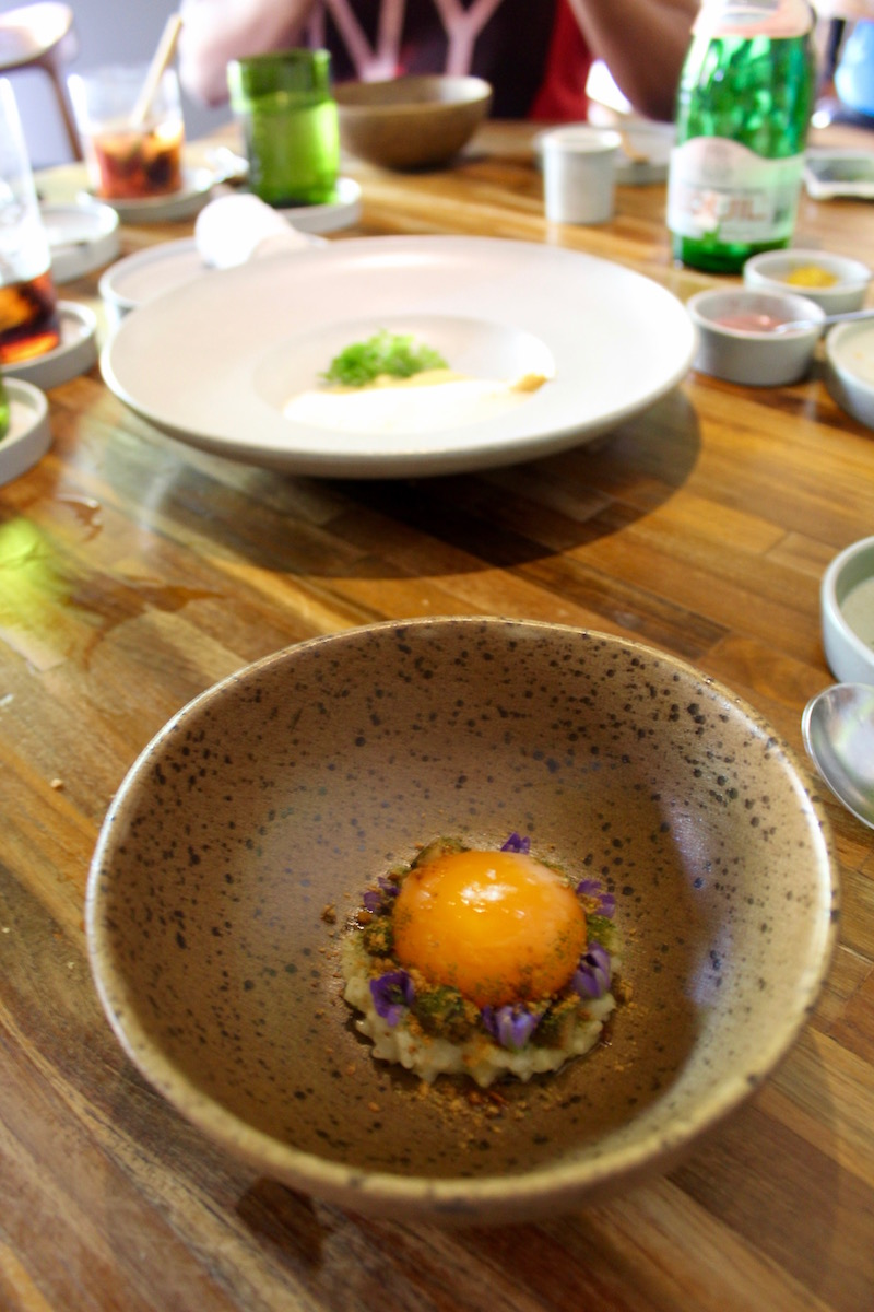 Eating out: Locavore Bali, Ubud