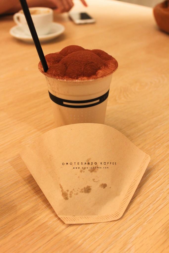 omotesando koffee hk