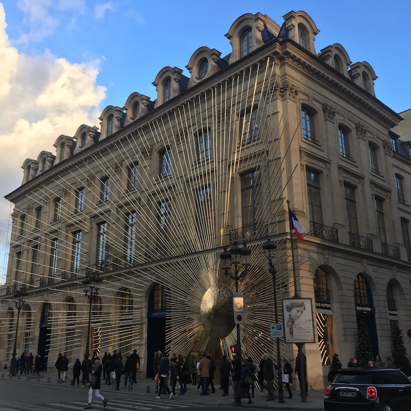 louis vuitton place vendome