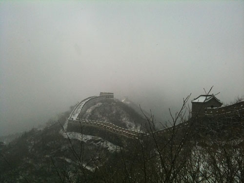 beijing great wall