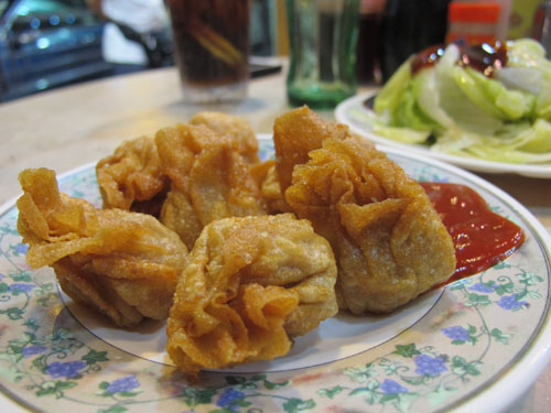 hong kong fried wantons