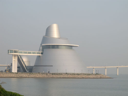 macau science centre IM Pei