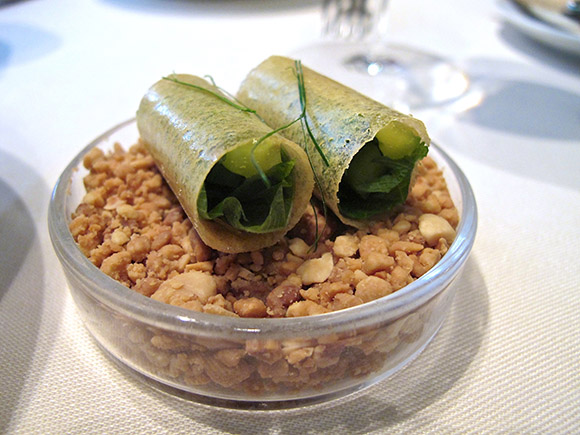 pascal barbot spring rolls