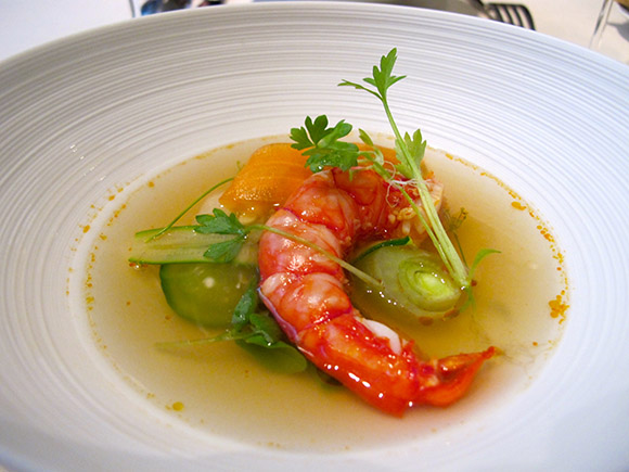 prawn paris pascal barbot