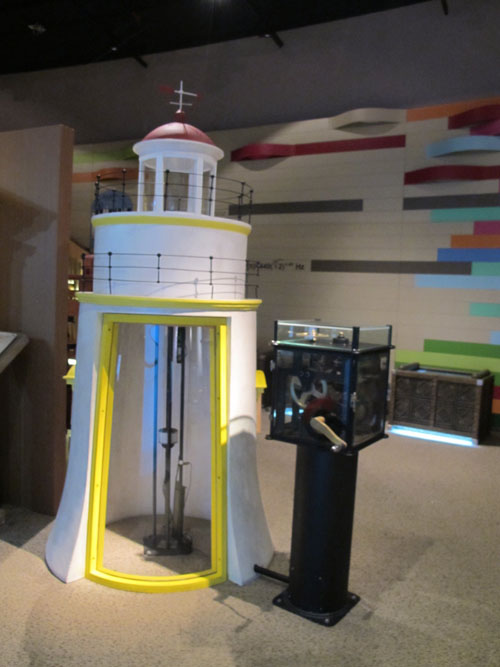science museum lighthouse