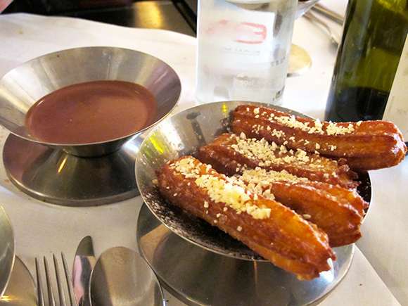 thoumieux churros