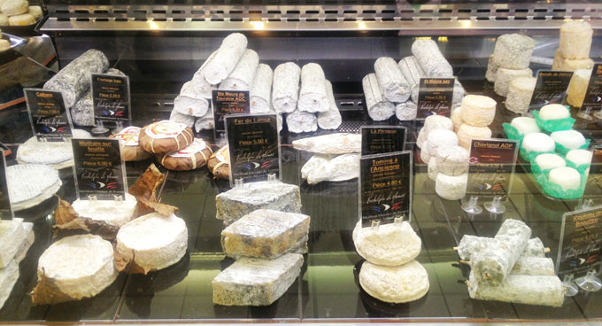 tours france cheese