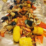 Recipe: Seafood Bucket Thai style