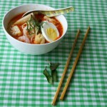 Recipe: Mum's Singapore Laksa
